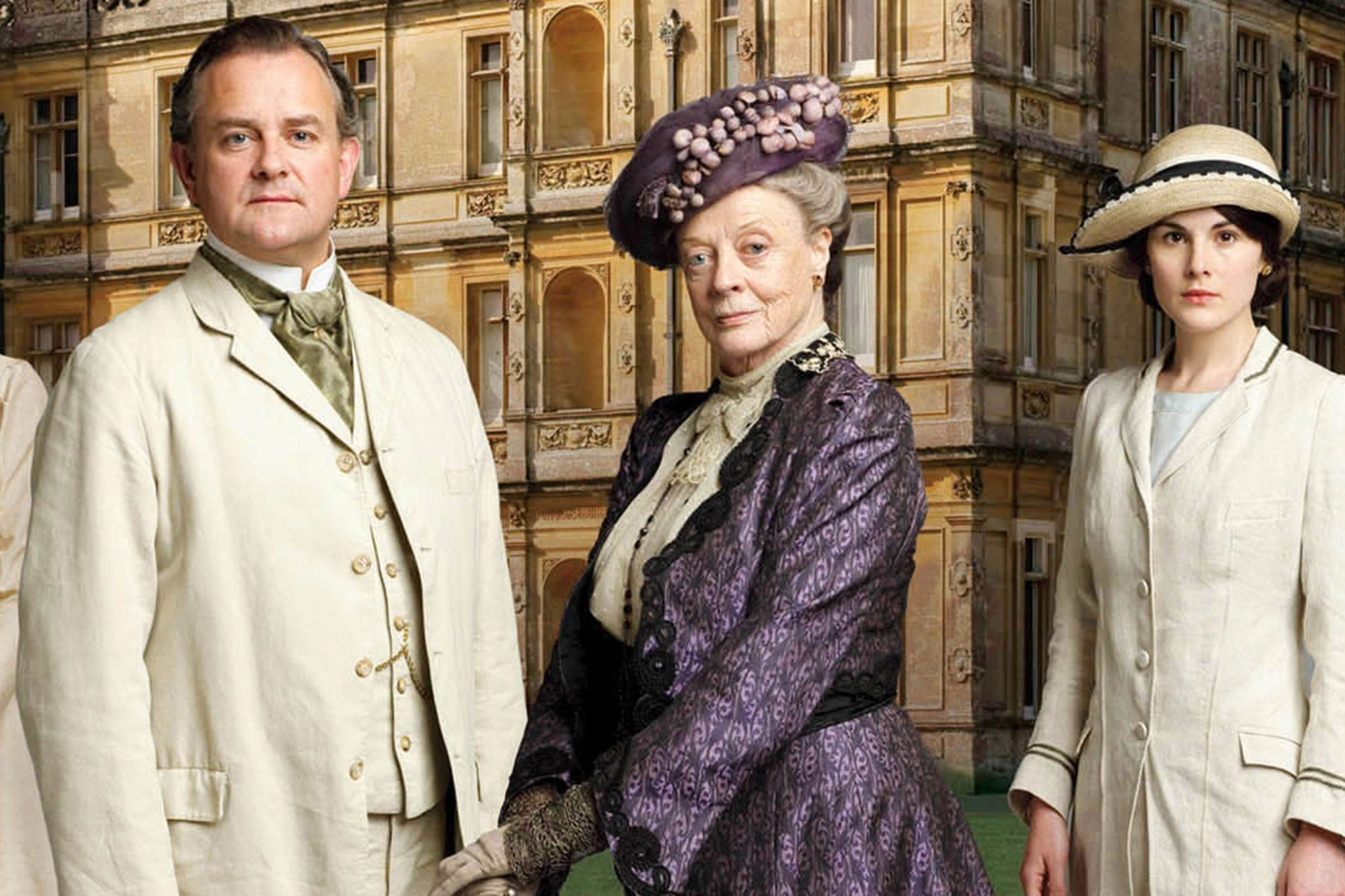 Downton Abbey PS