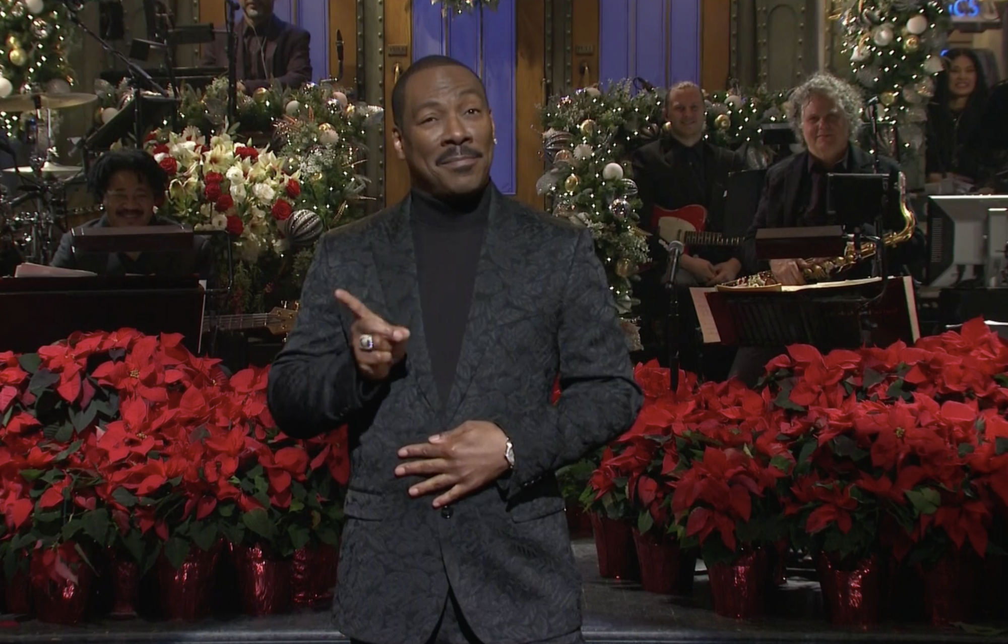 Eddie Murphy on 'SNL'