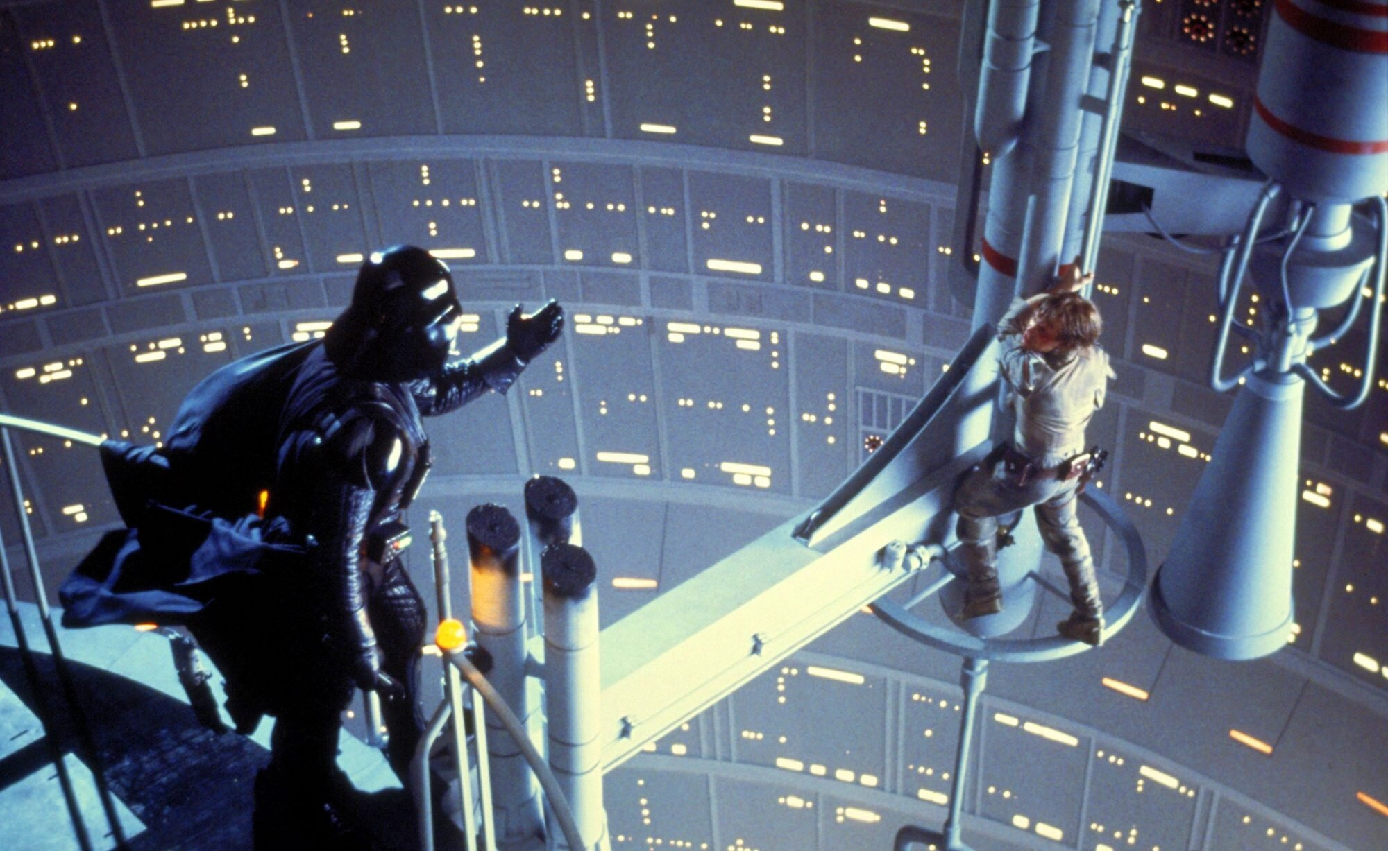 I am your father: Empire Strikes Back writer looks back on iconic ...