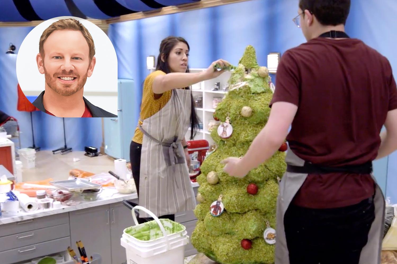 Food Network Challenge / Ian Ziering