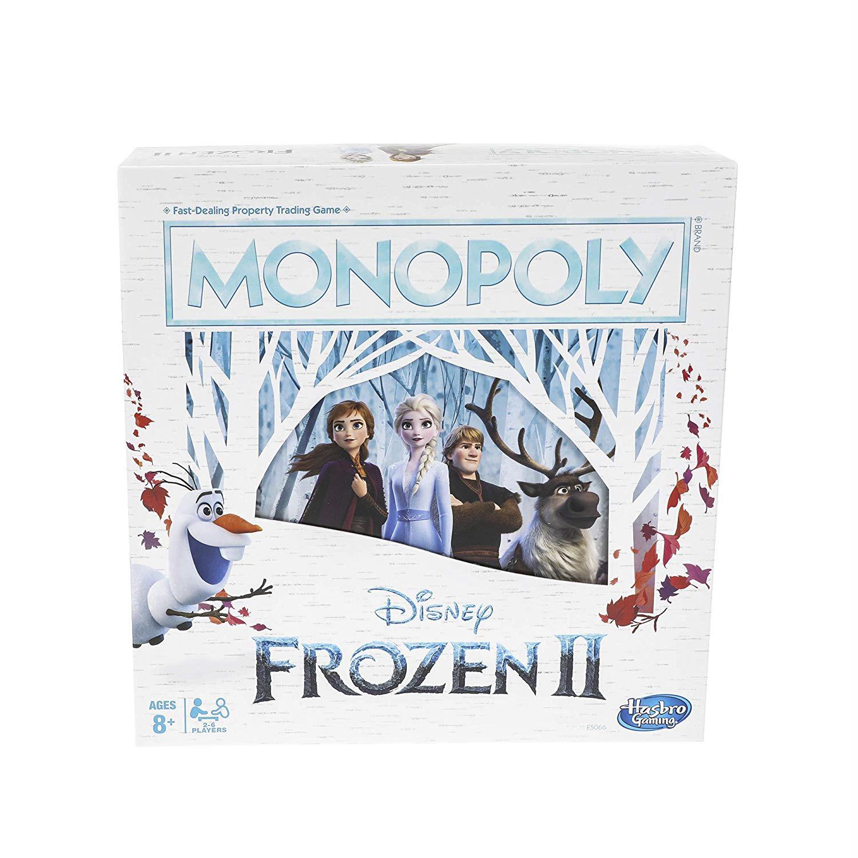 Frozen 2 Monopoly