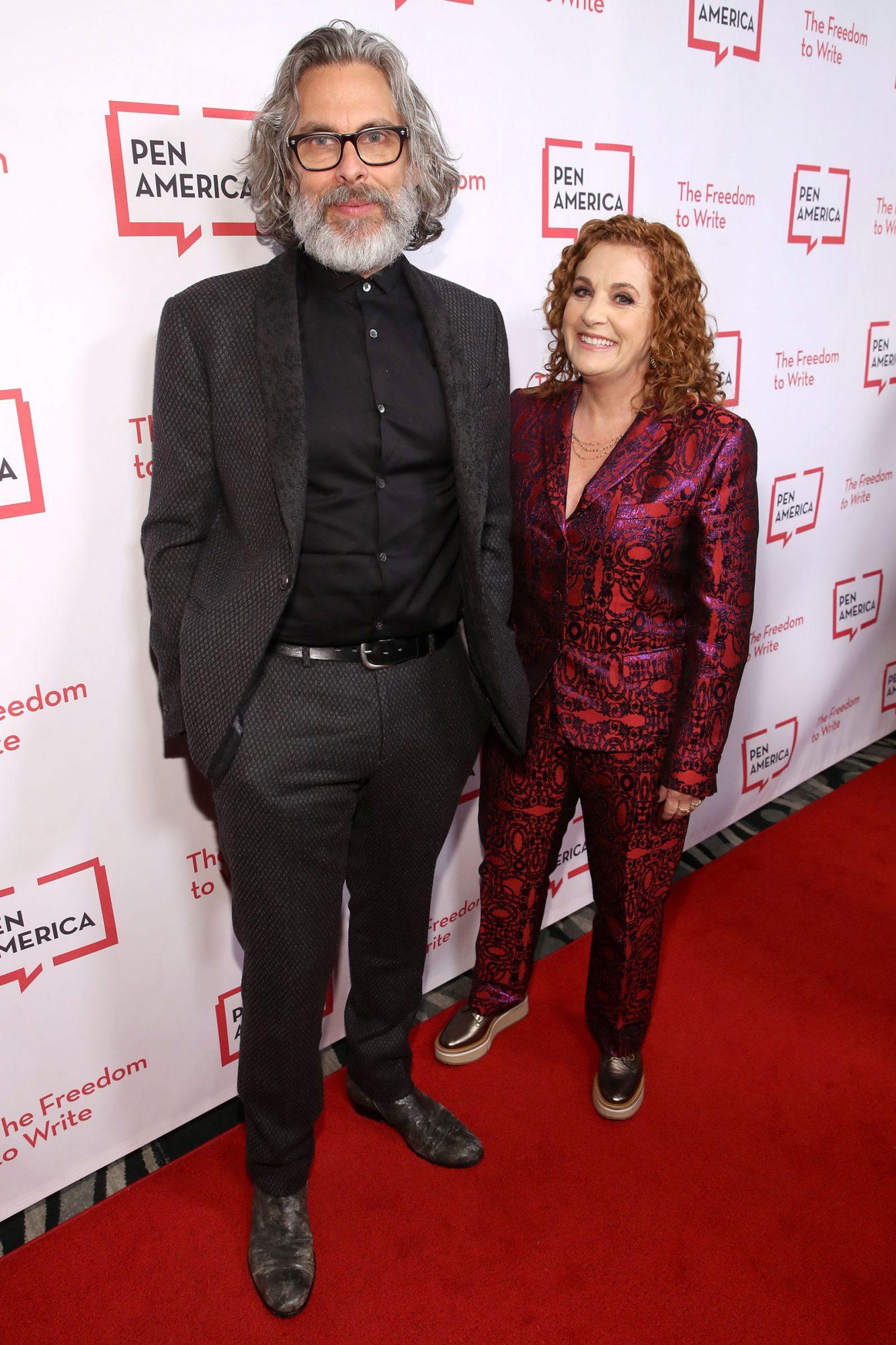 Michael Chabon and Ayelet Waldman