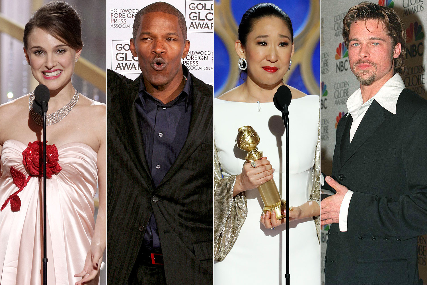 Winner for Most Unpredictable Award Show goes to the Golden Globes