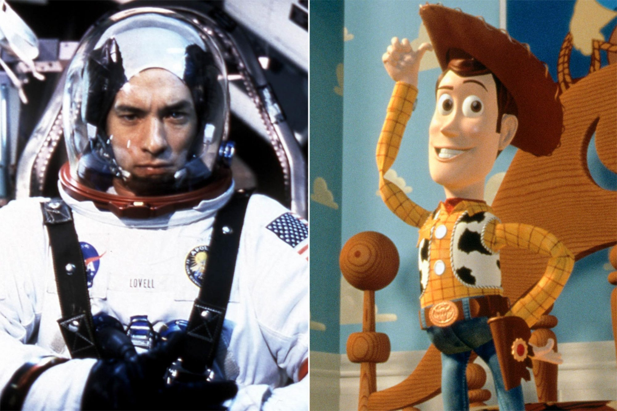 APOLLO 13, Toy Story