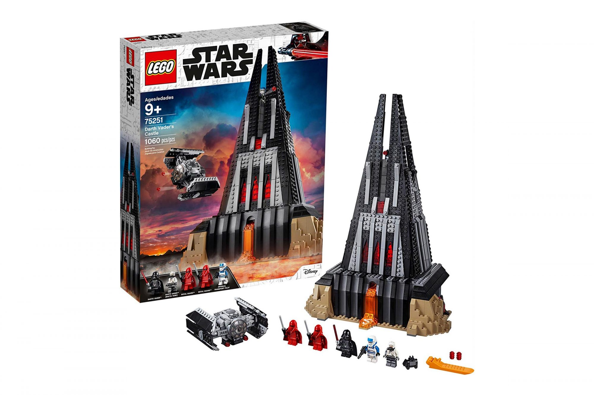 Star Wars Lego Set Was A Best Seller During Amazon Black Friday Ew Com