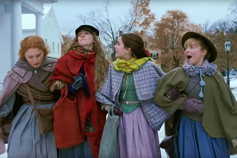 Little Women Costume Designer Breaks Down The March Sisters Style Ew Com