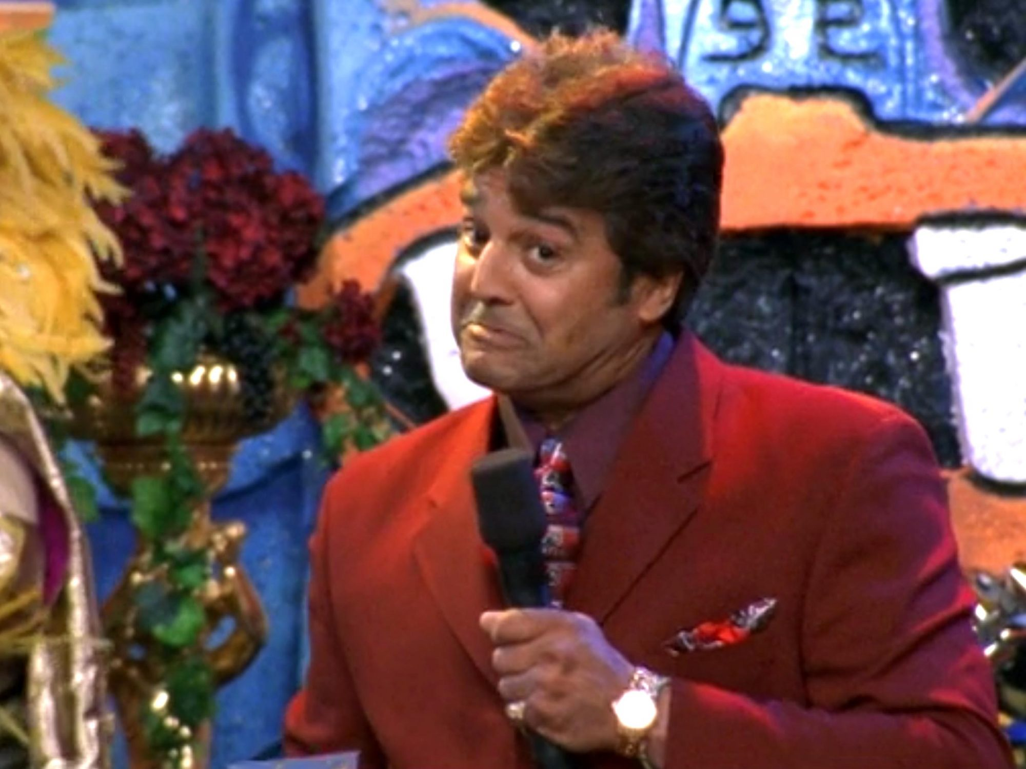 Erik Estrada as Alejandro