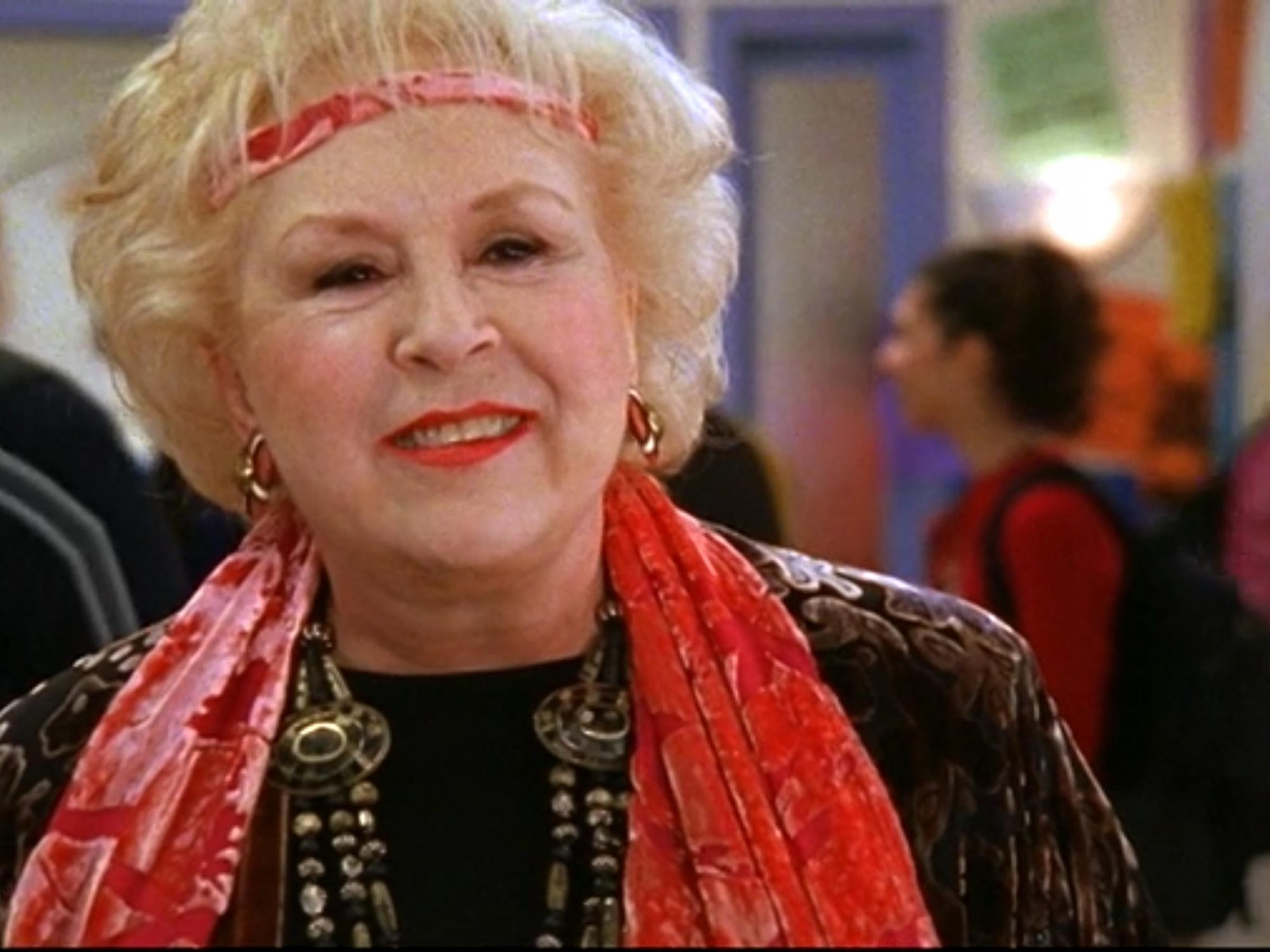 Doris Roberts as Grandma Ruth