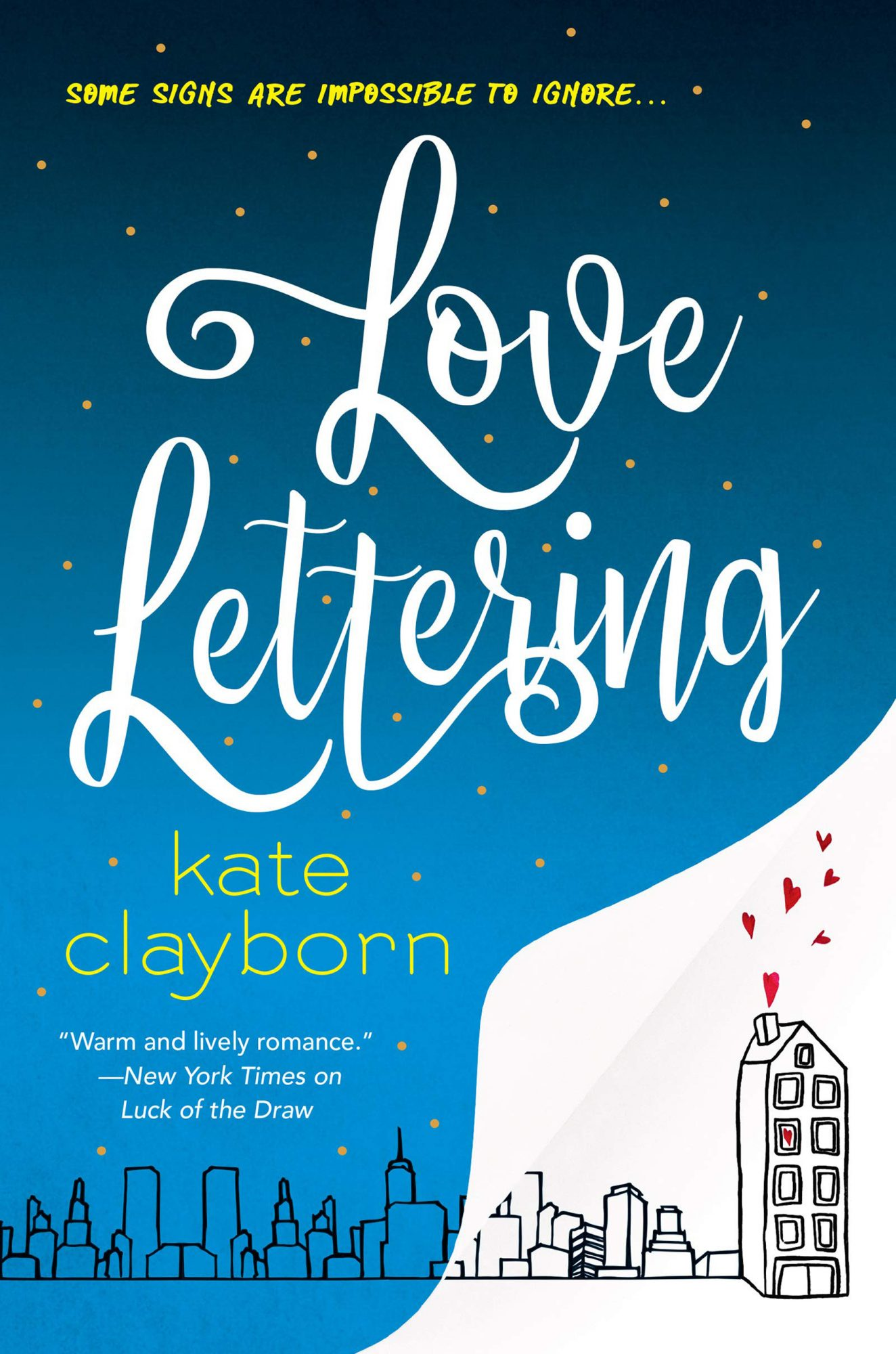 Love Lettering by Kate Clayborn