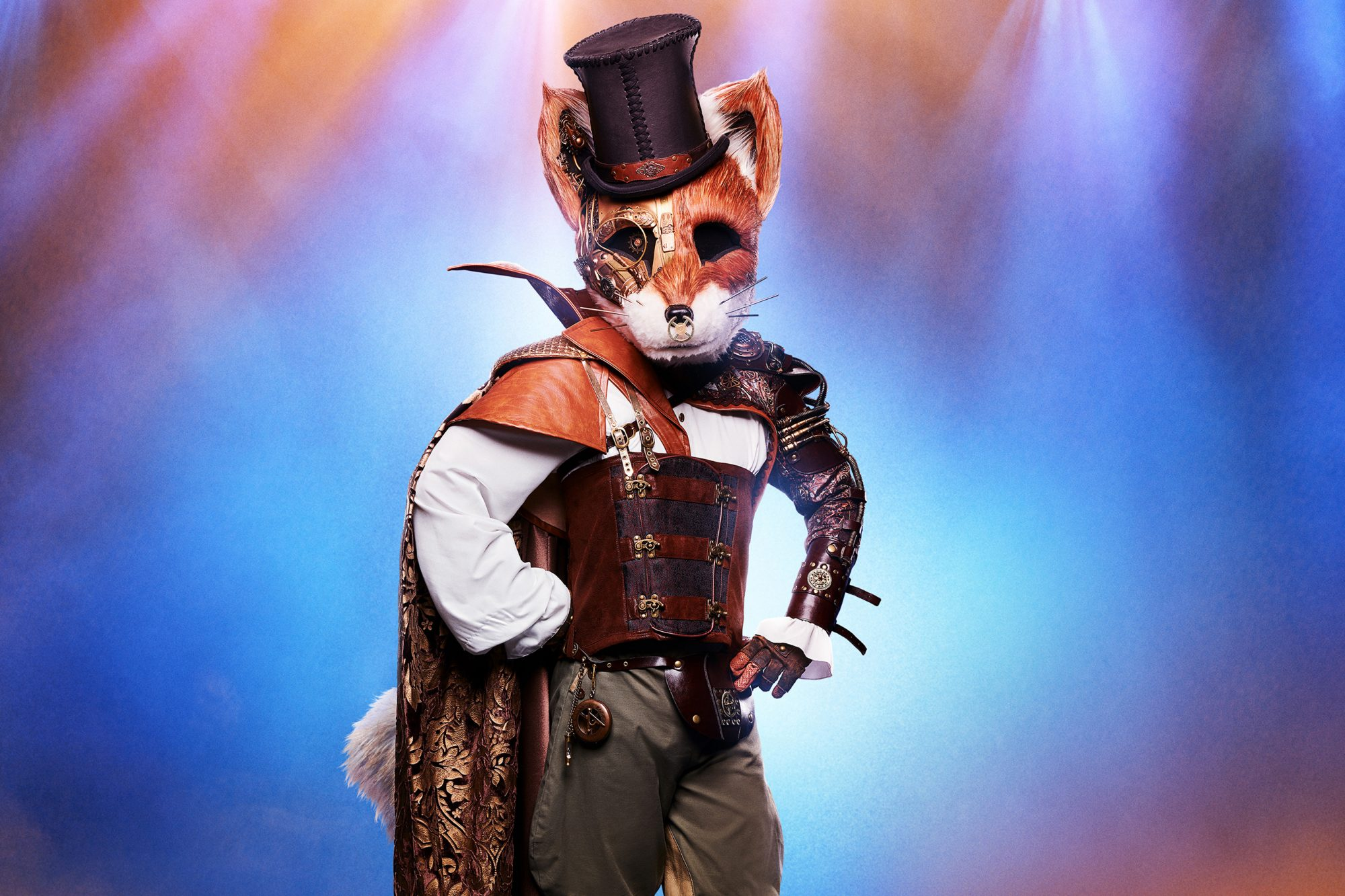 THE MASKED SINGER: The Fox.