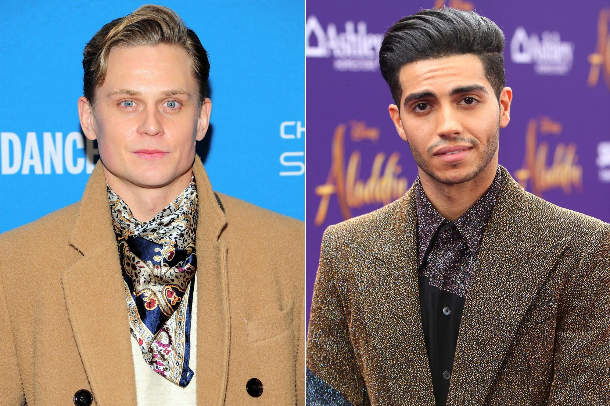 Billy Magnussen / Mena Massoud