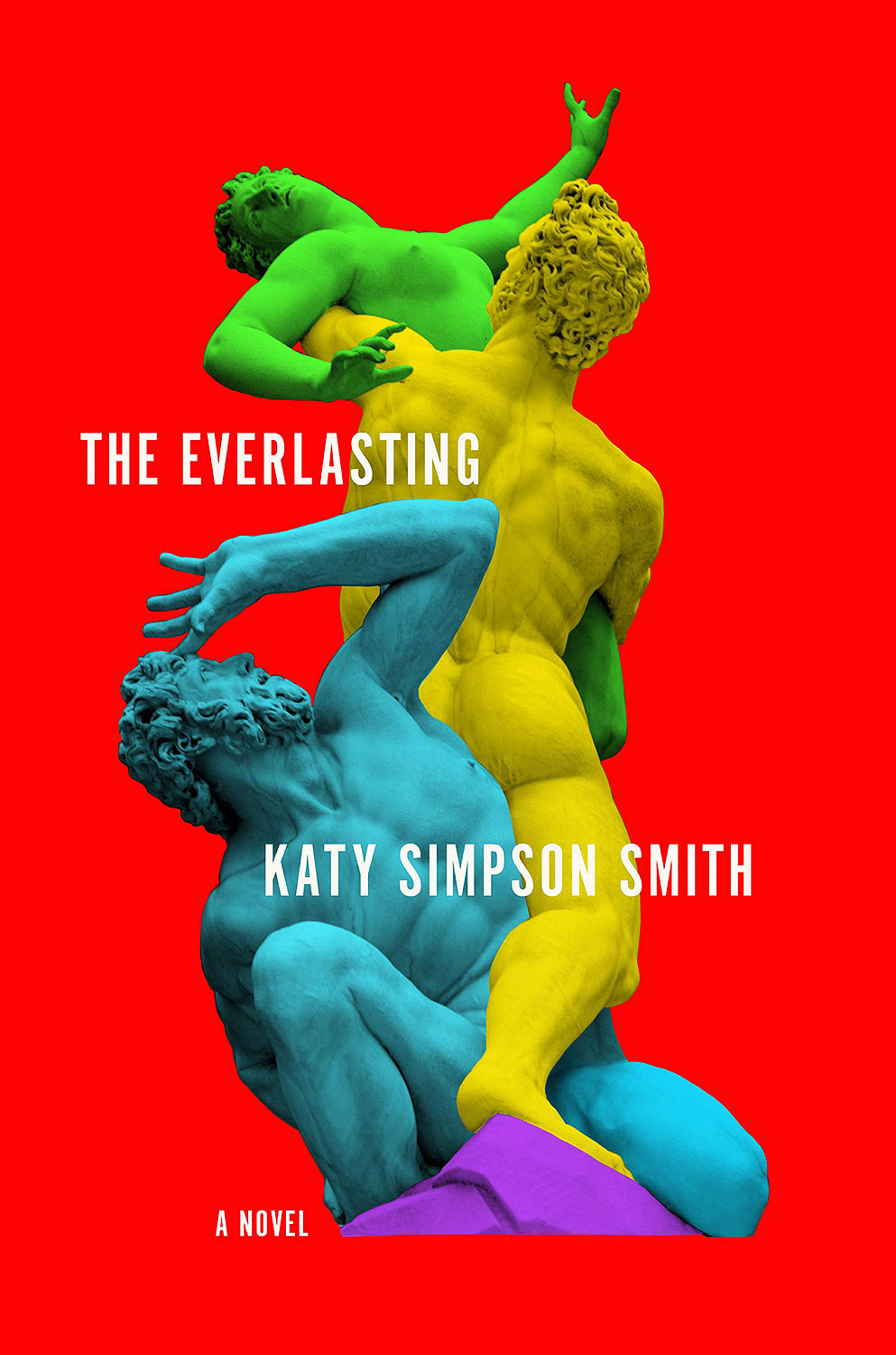 The Everlasting by Katy Simpson-Smith