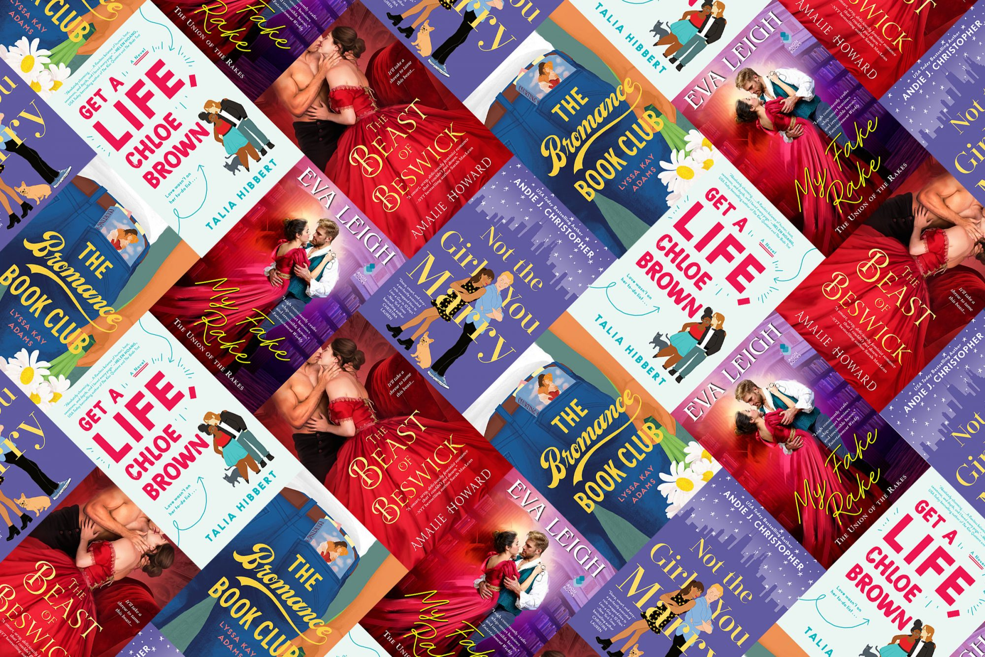 November Romance Novels