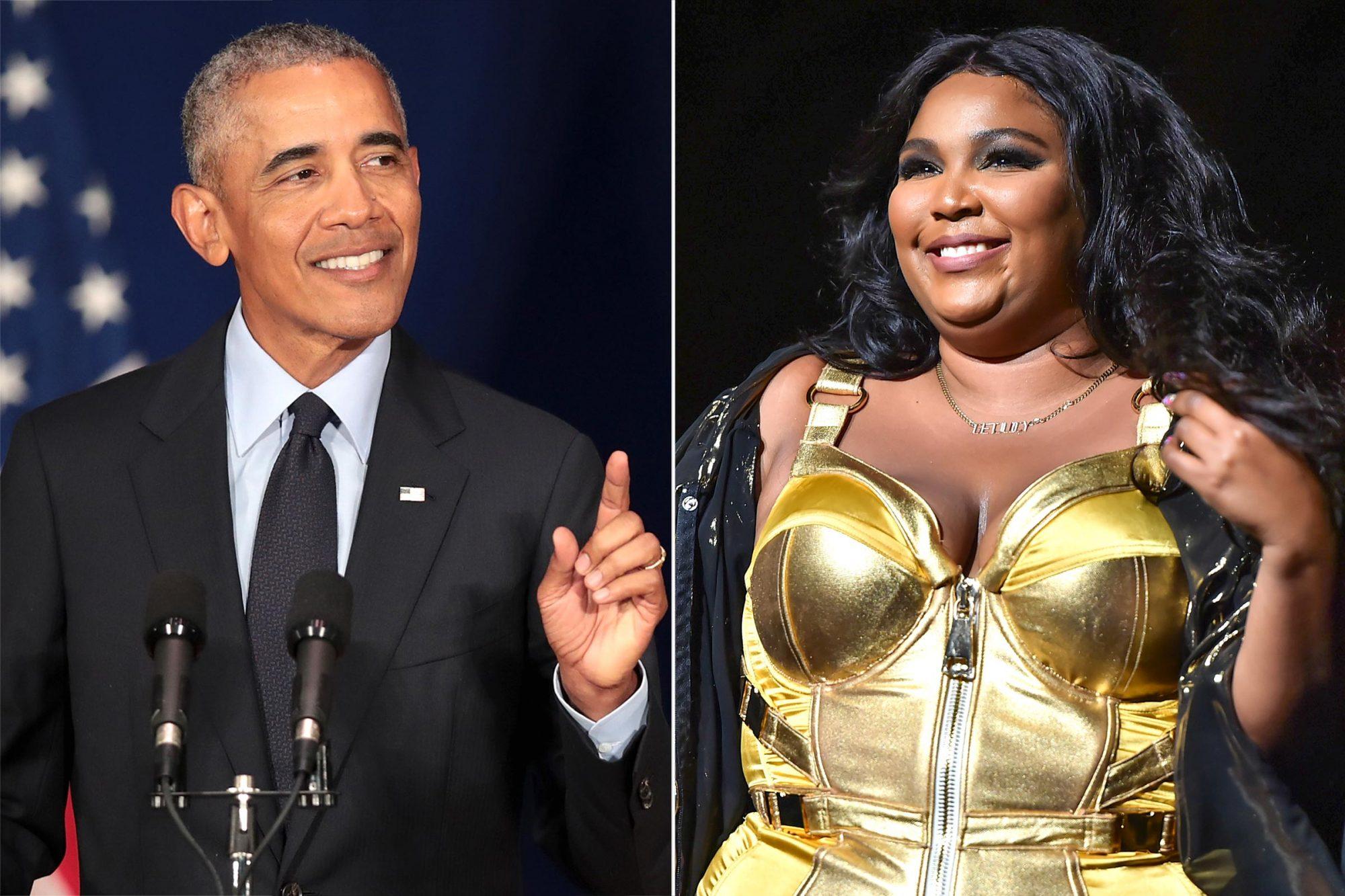 Barack Obama / Lizzo