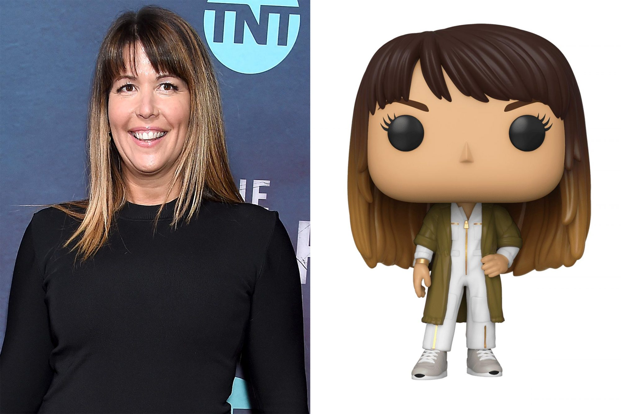 Patty Jenkins / Funko Pop