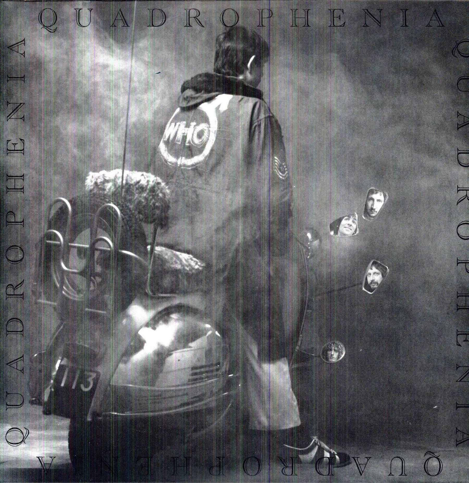Quadrophenia (1973) Album Artwork