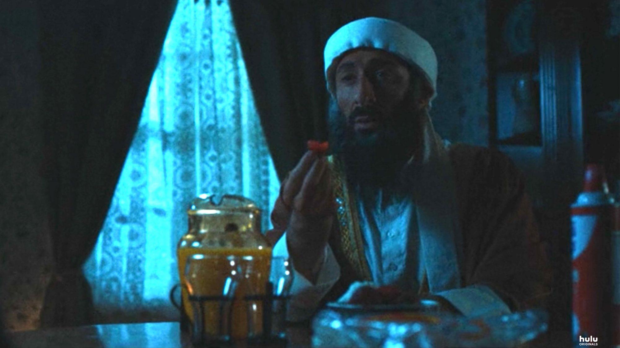 Osama Bin Laden appears as a character on Ramy