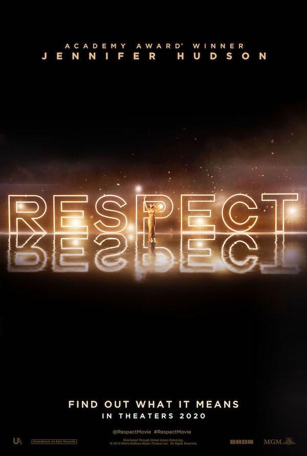 Respect Jennifer Hudson