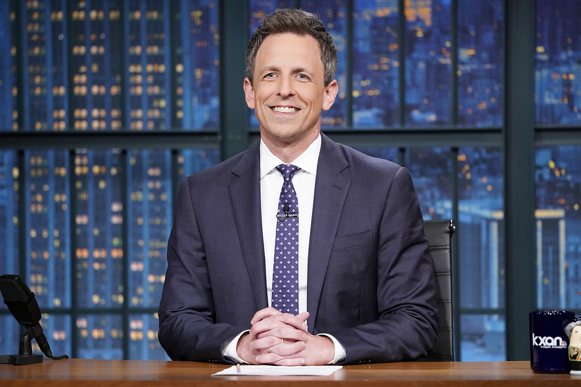 Late Night with Seth Meyers - Season 5