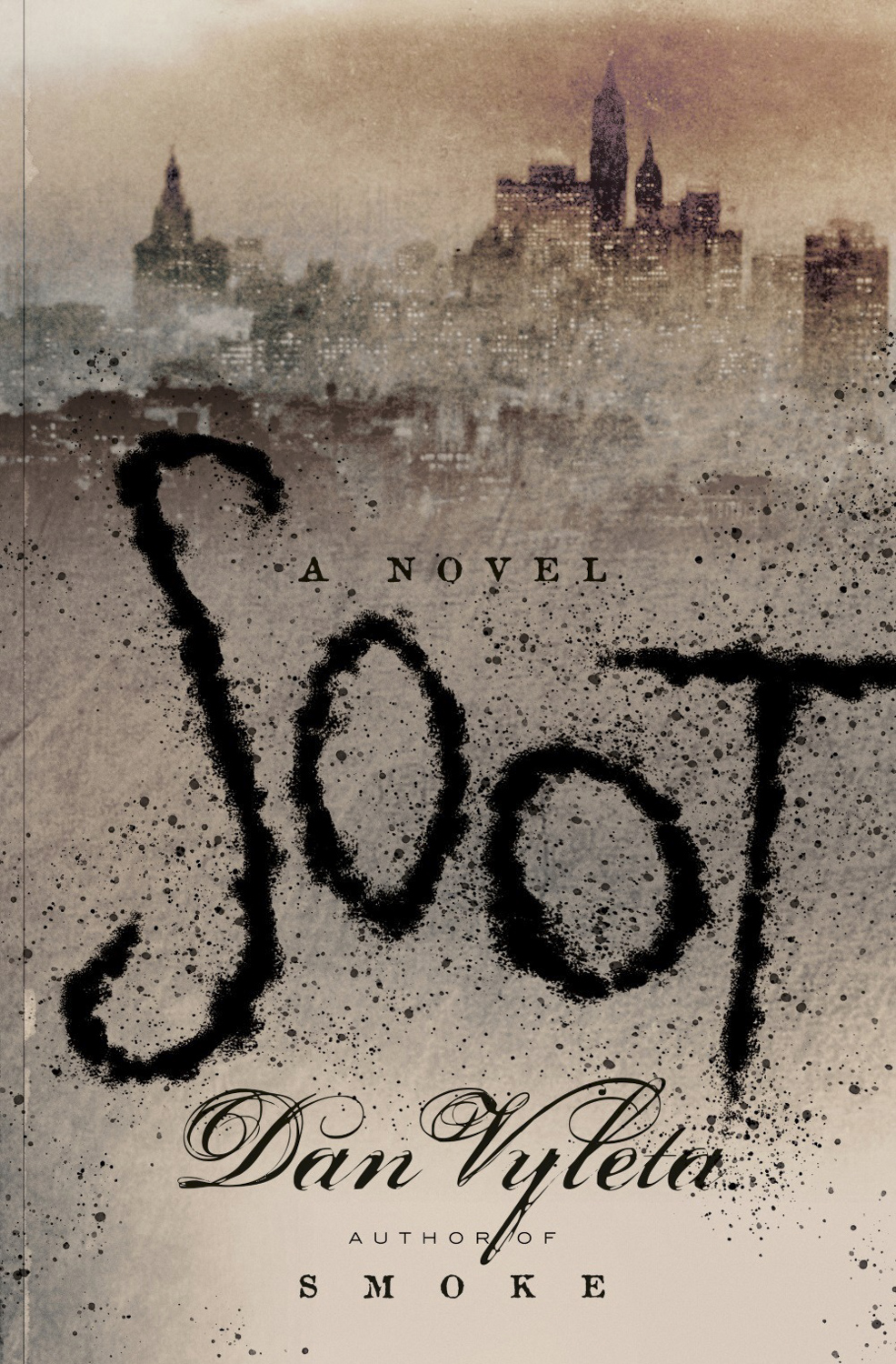 Soot by Dan Vyleta — Doubleday/PRH