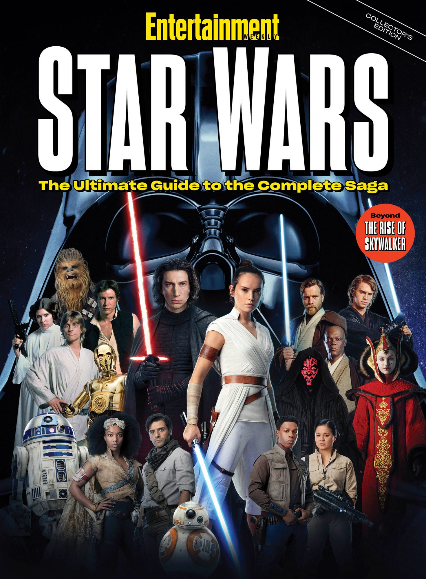 Star Wars: The Ultimate Guide to the Complete Saga