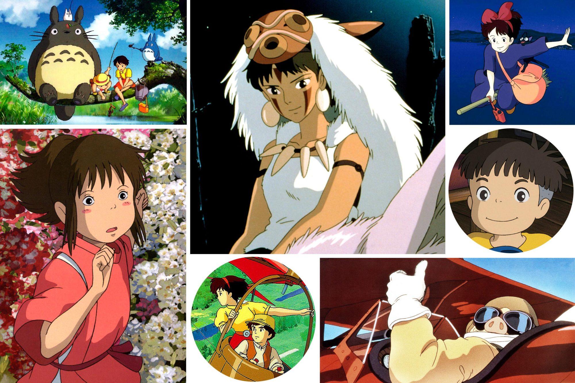 Studio Ghibli beginner's guide