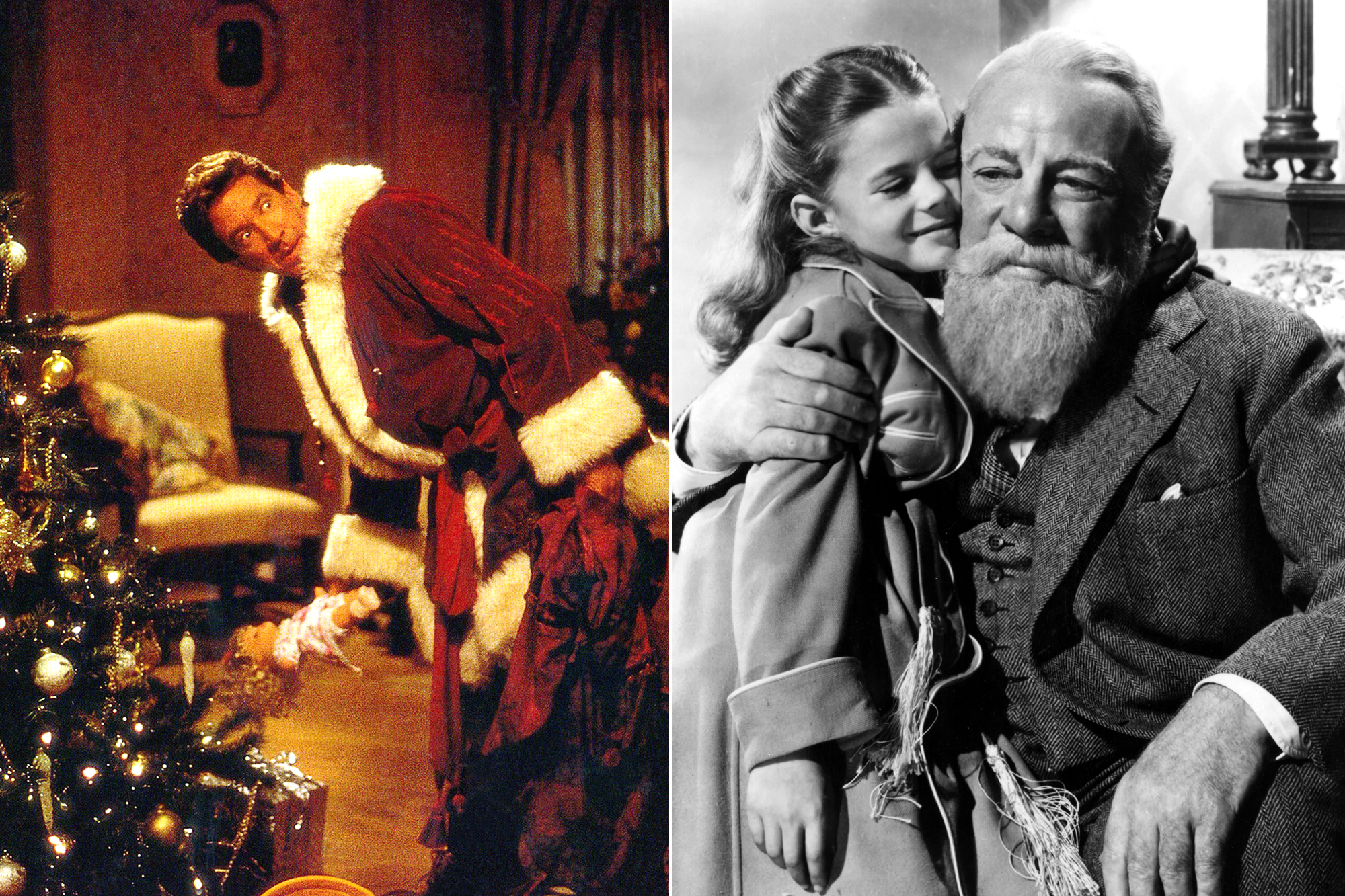 The Santa Clause; Miracle on 34th St.