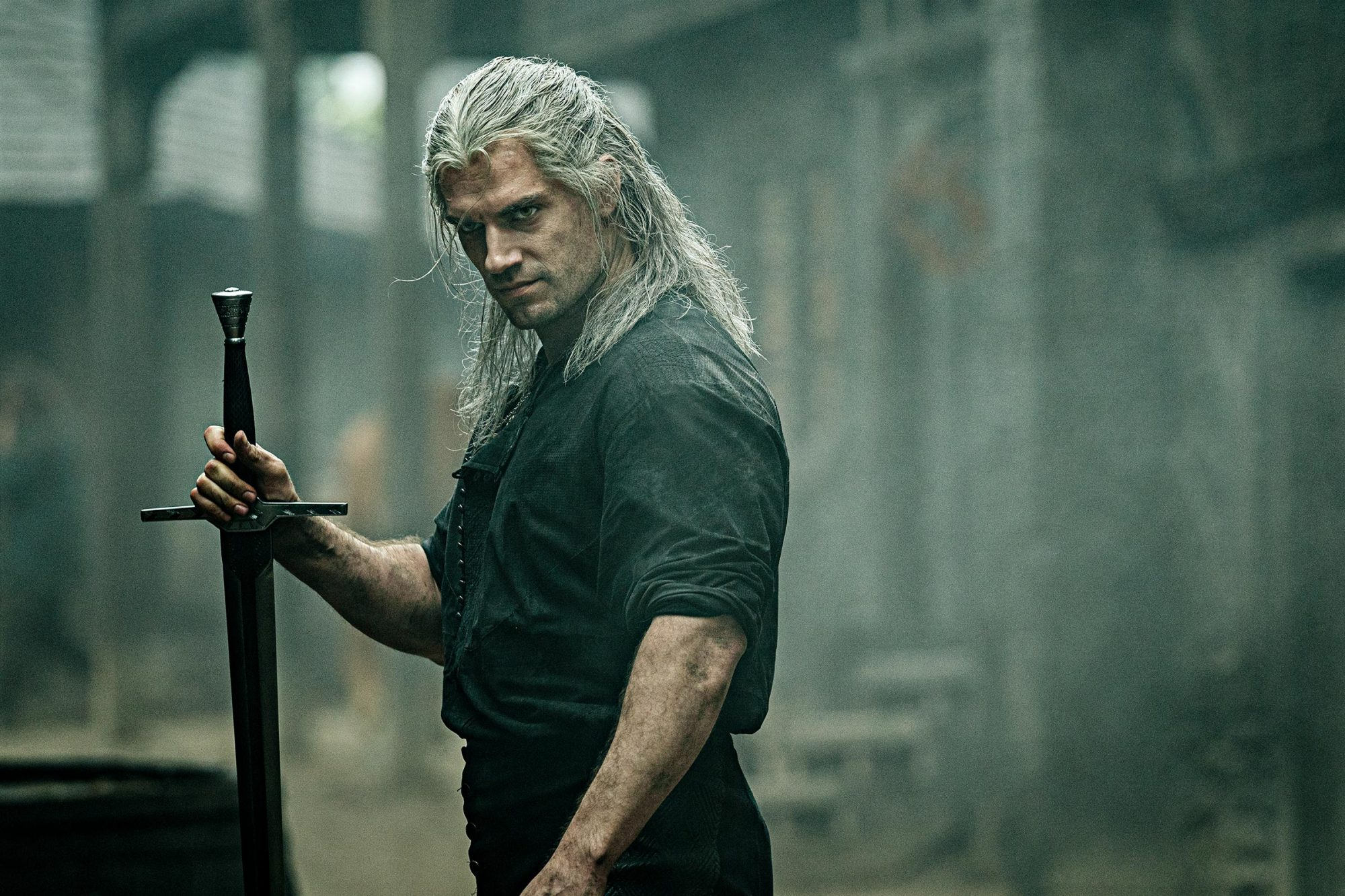 'The Witcher' season 2 adds another Witcher opposite Henry Cavill
