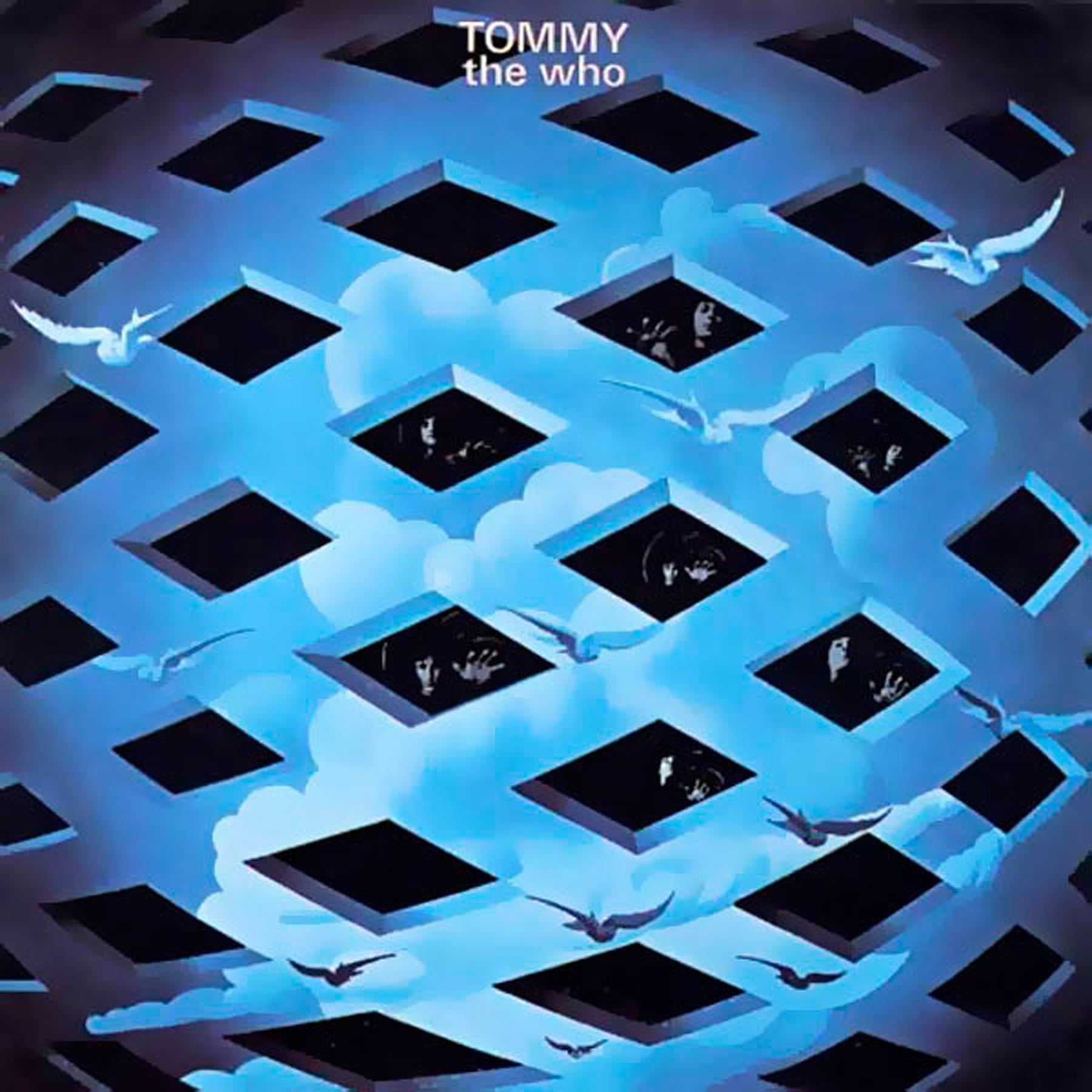 Tommy (1969) Album Artwork