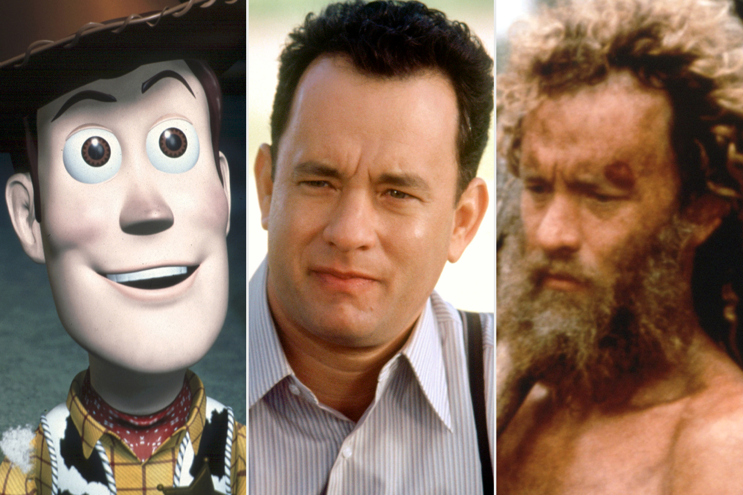 TOY STORY 2; THE GREEN MILE; CAST AWAY