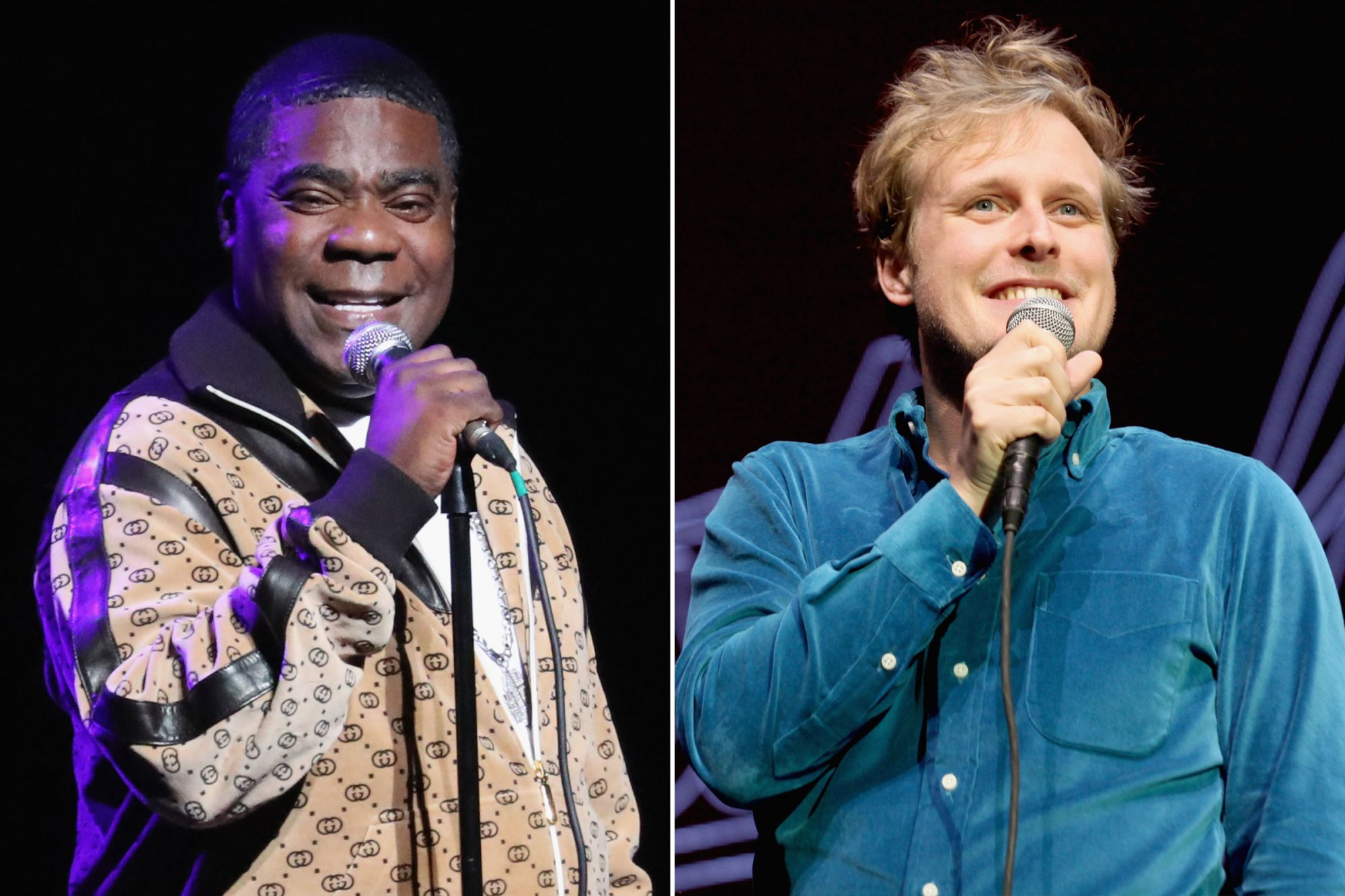 Tracy Morgan; John Early