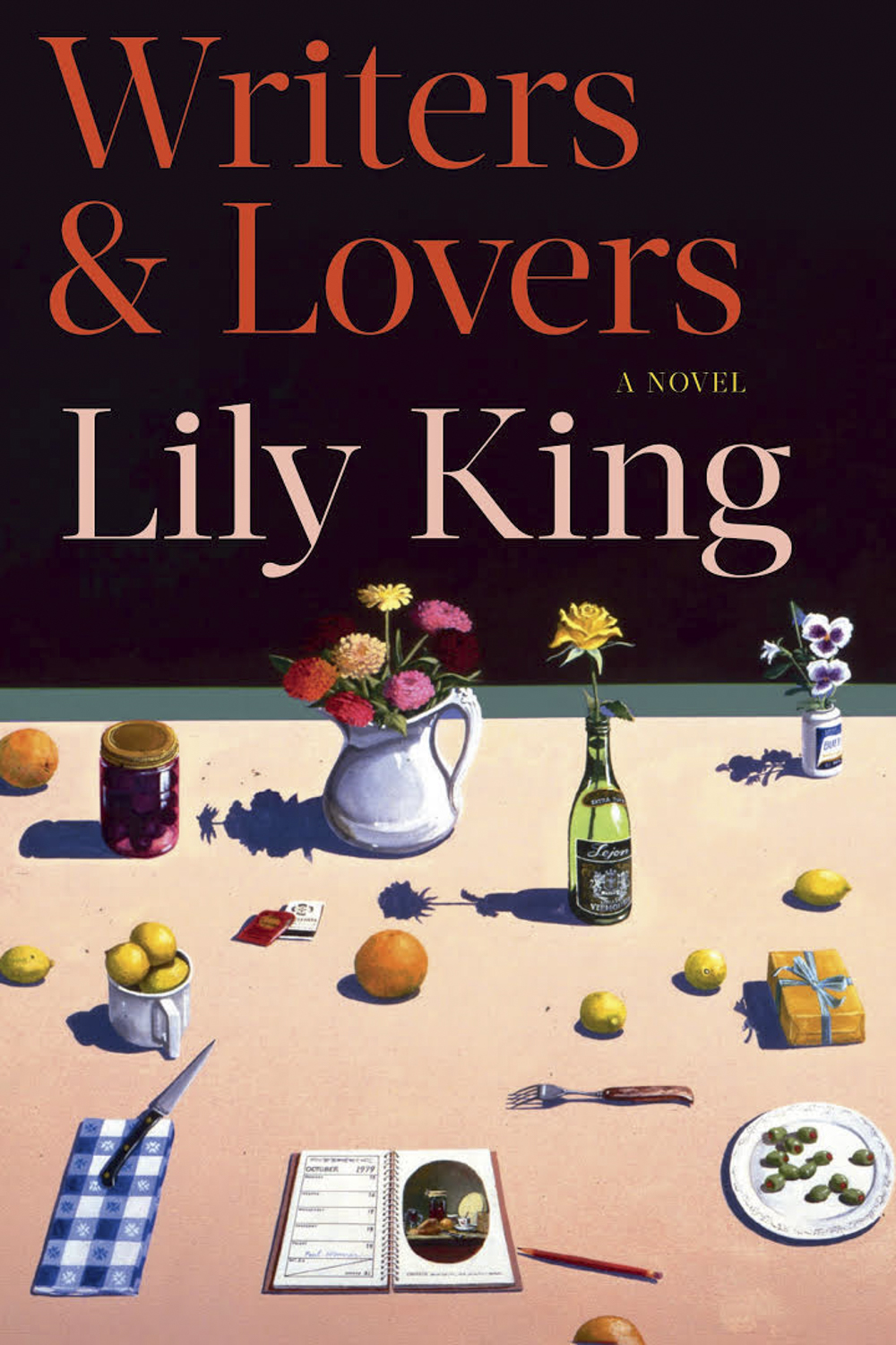 Writers and Lovers by Lily King