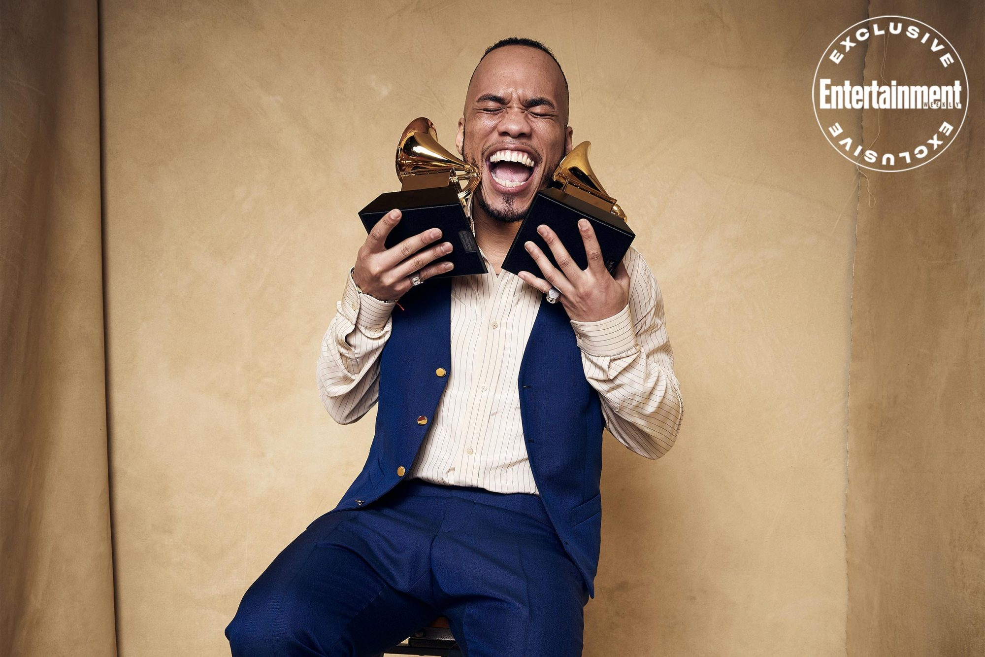 Image result for anderson paak grammy 2020