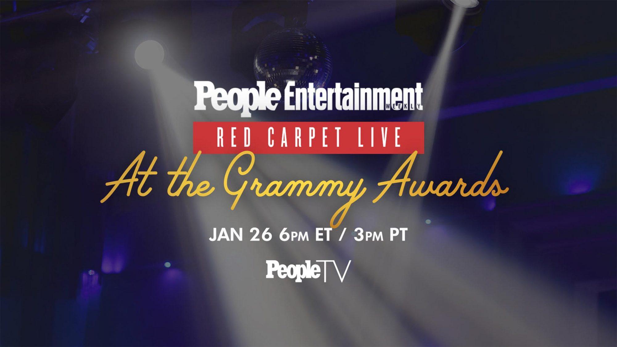 Grammy Awards Livestream
