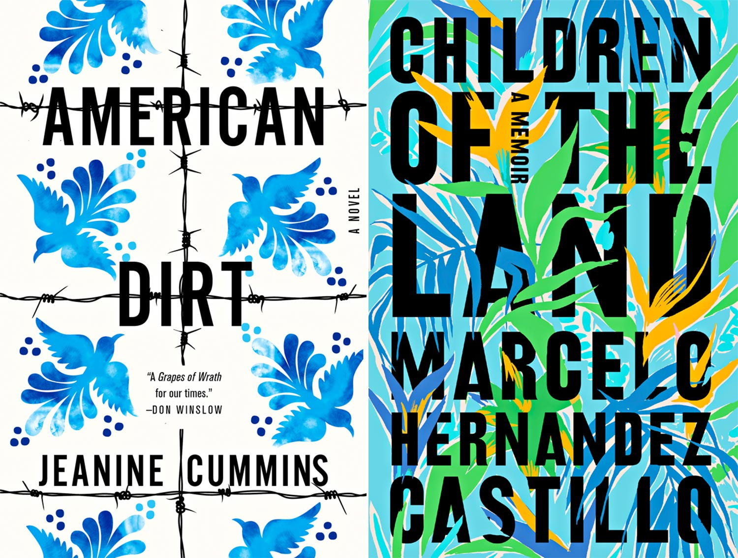 American Dirt; Children of The Land