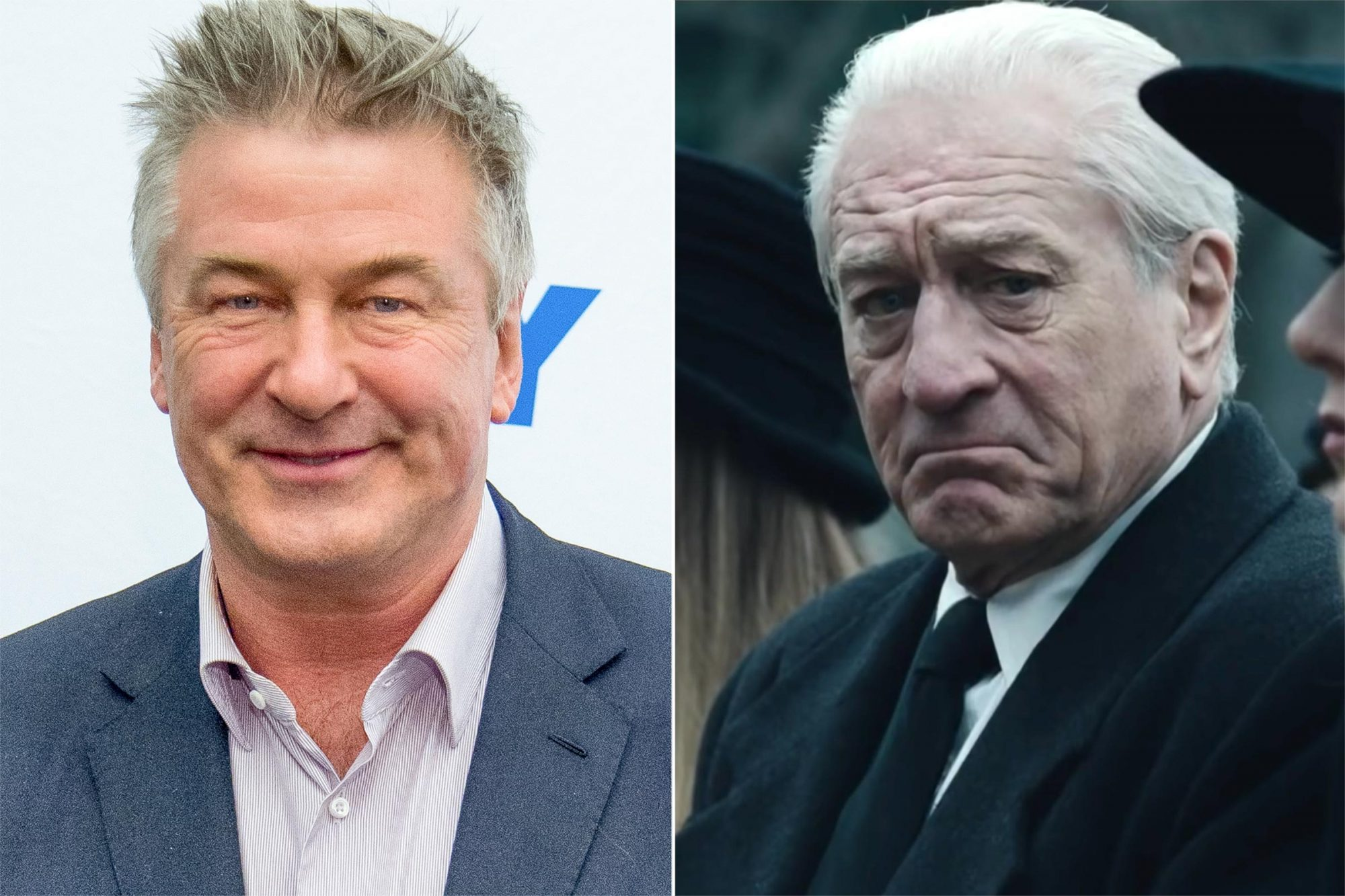 Alec Baldwin / The Irishman