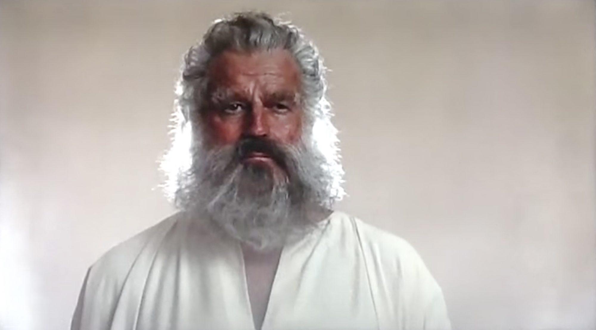 Almost An Angel (1990) (screen grab)Charlton Heston