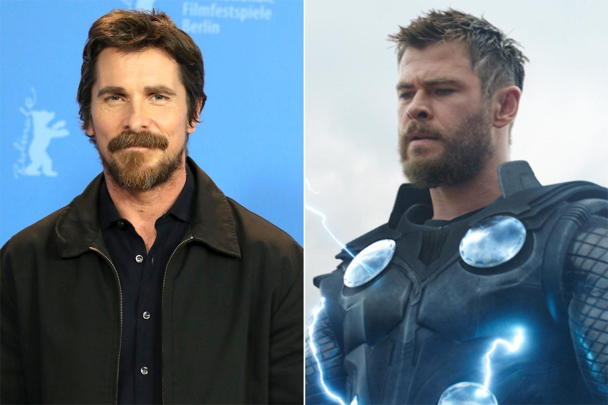 Christian Bale / Thor