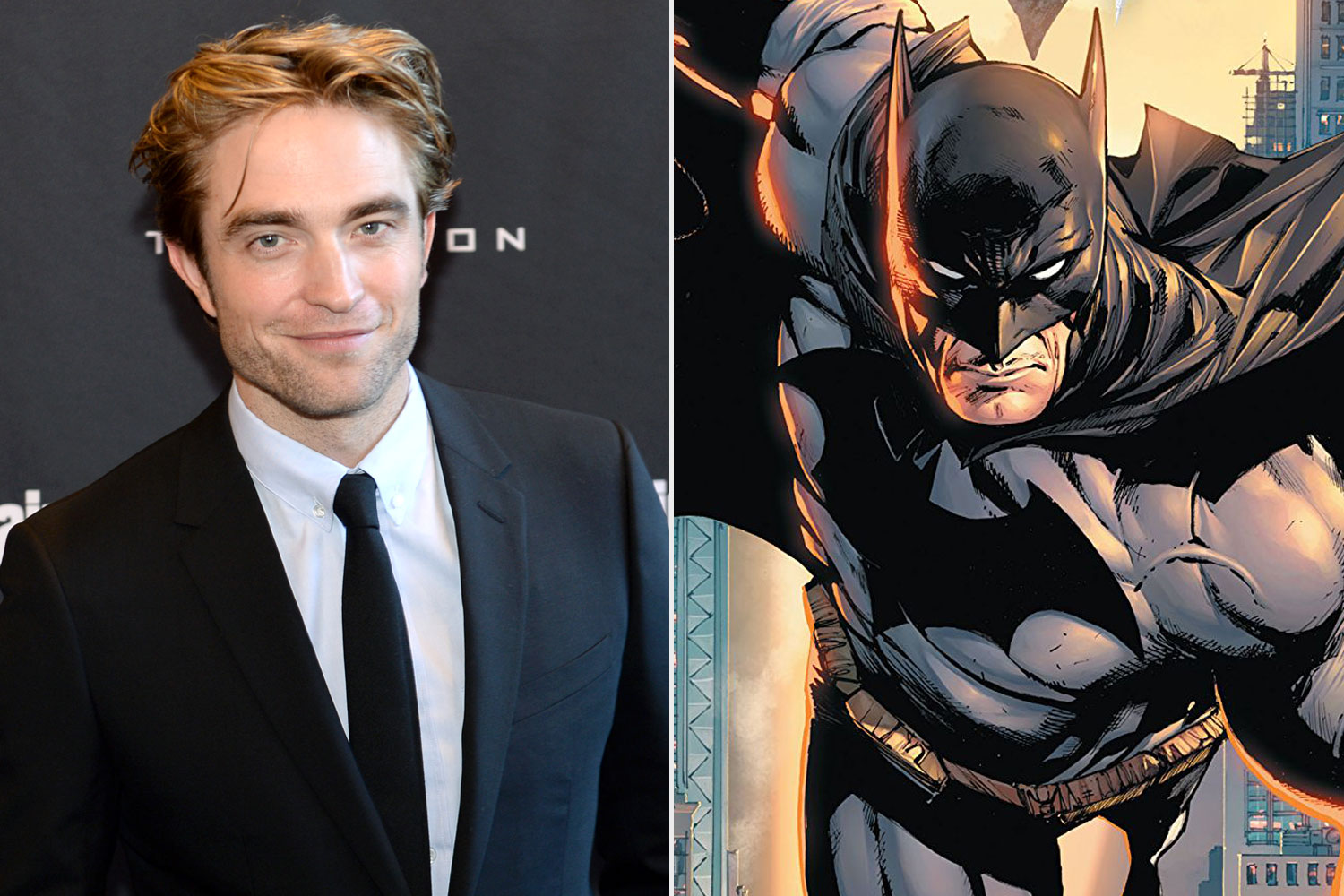 Robert Pattinson; Batman
