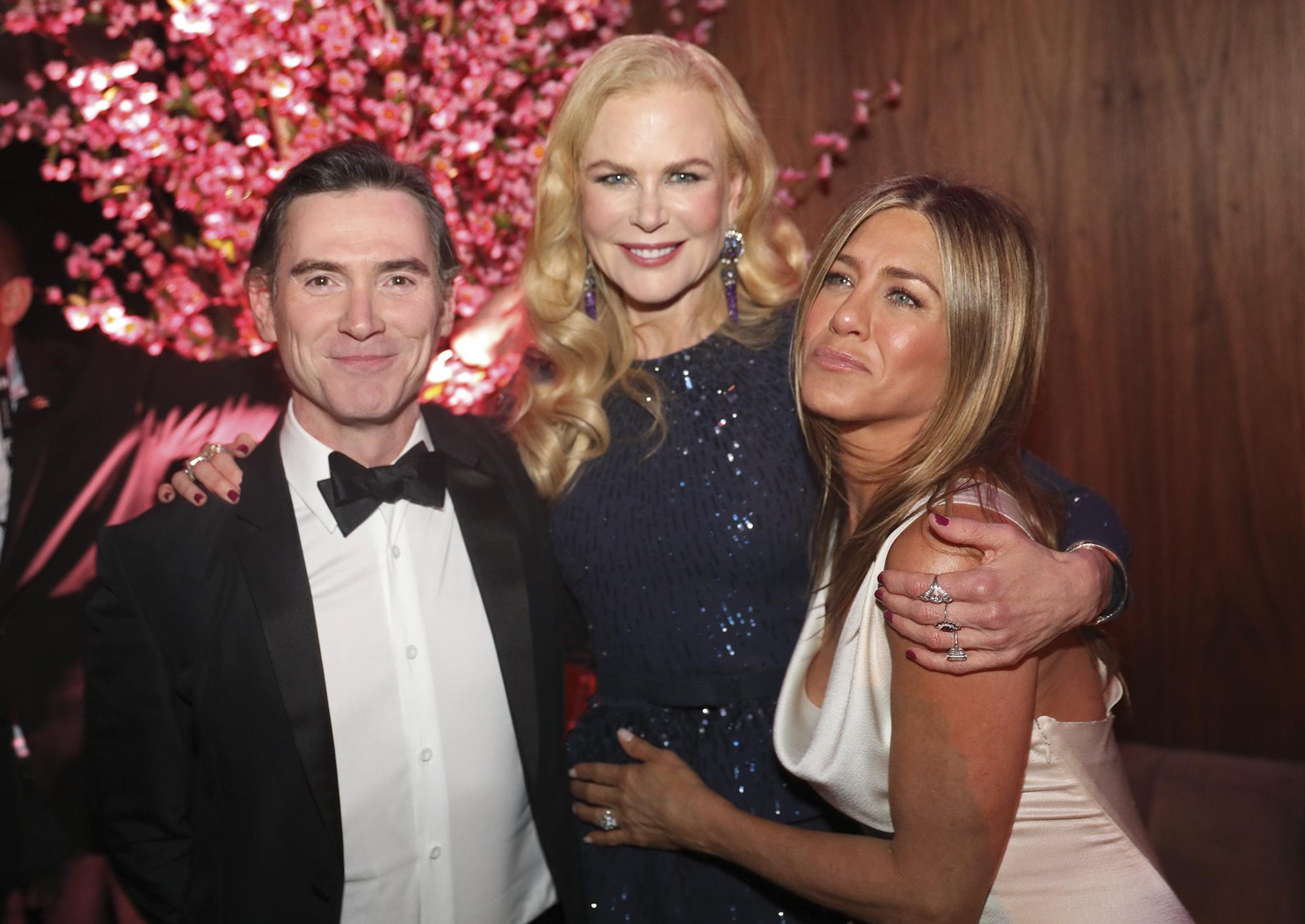 Billy Crudup, Nicole Kidman, Jennifer Aniston