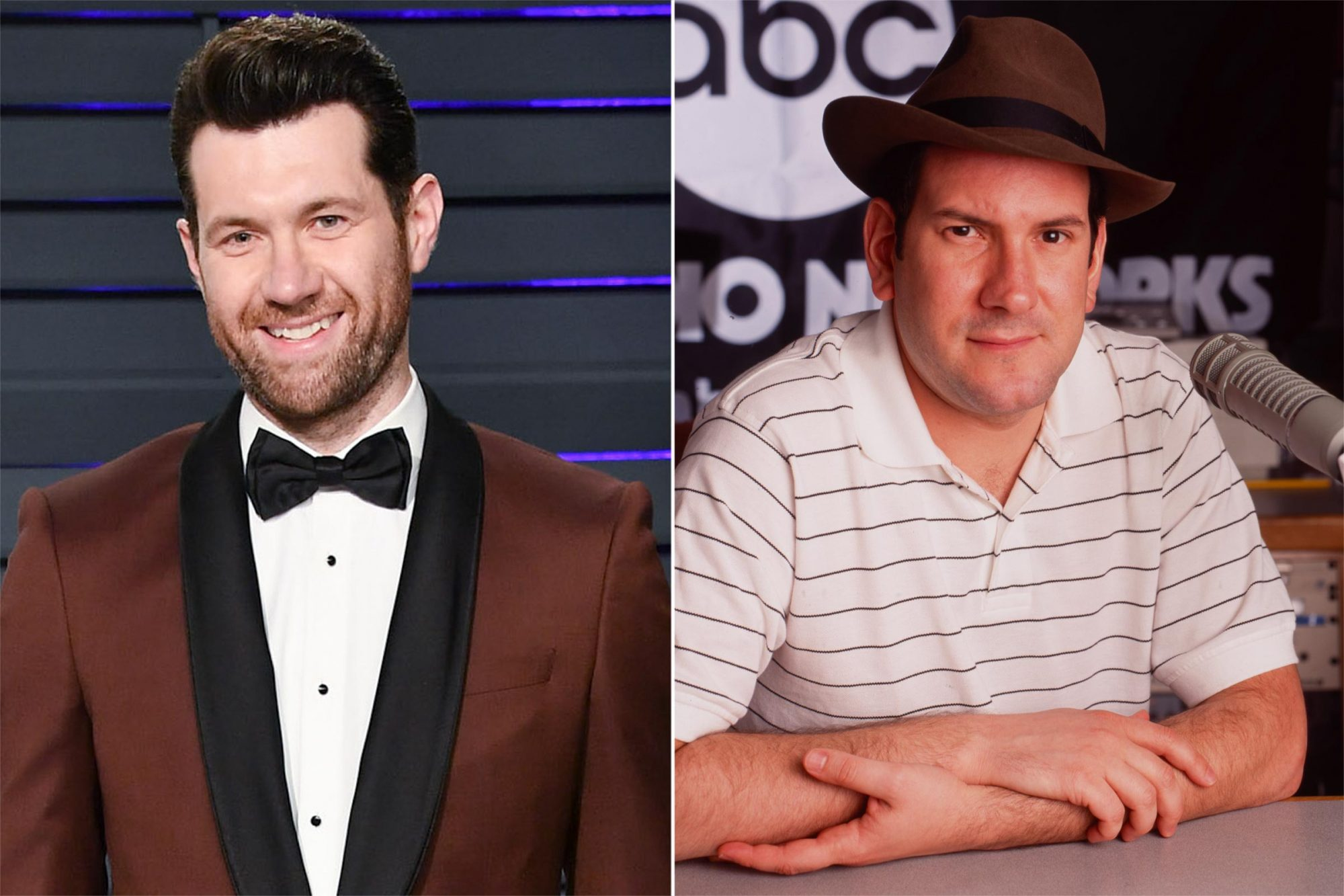 Billy Eichner / Matt Drudge