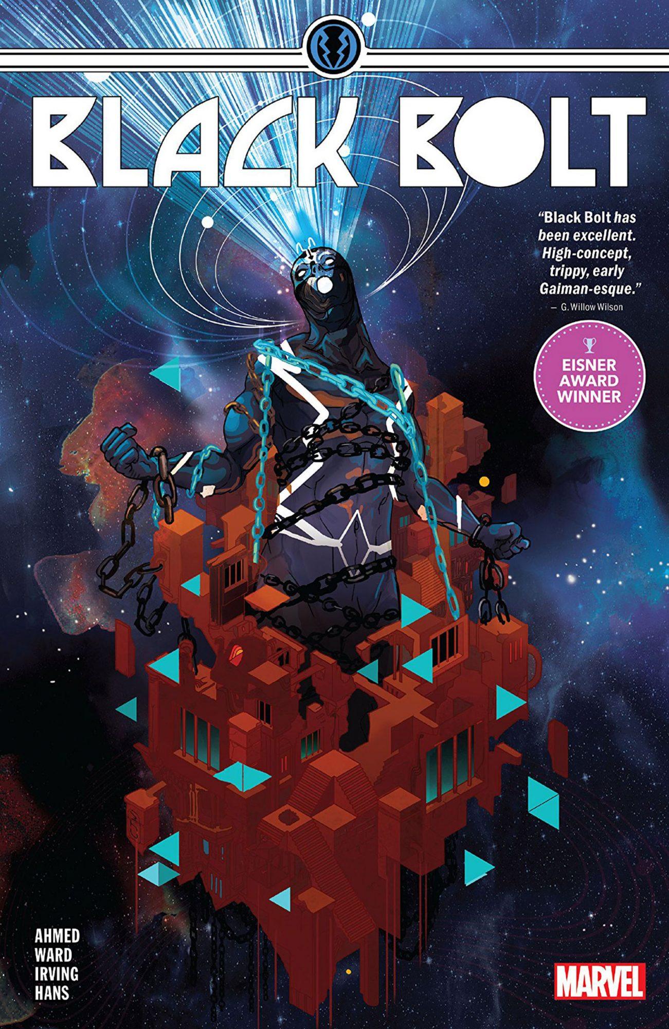 Black Bolt (2017) #1-12.