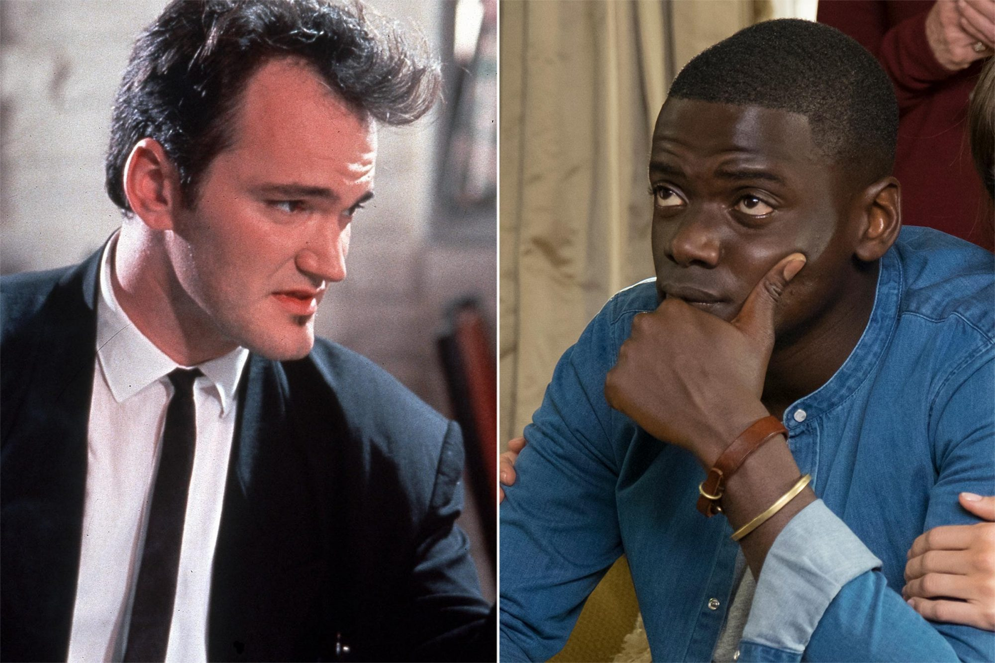 Reservoir Dogs / Get Out