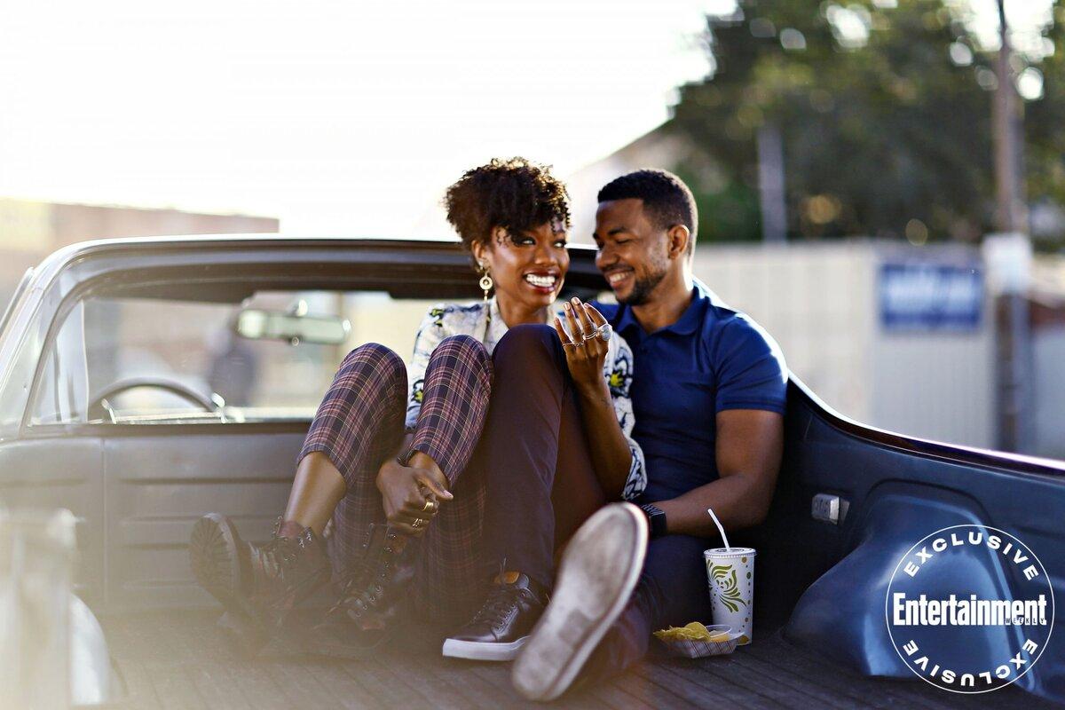 Photo of Cicely Tyson - car