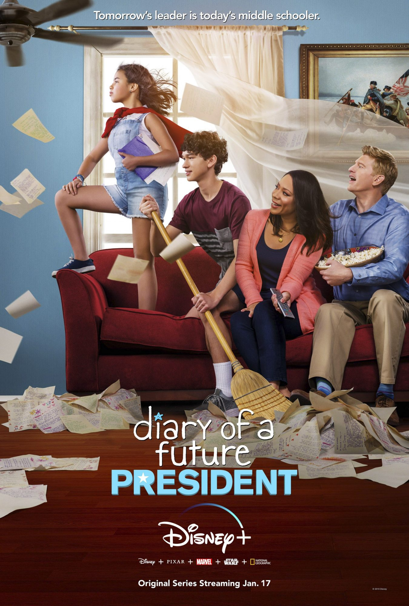 Diary of a Future President