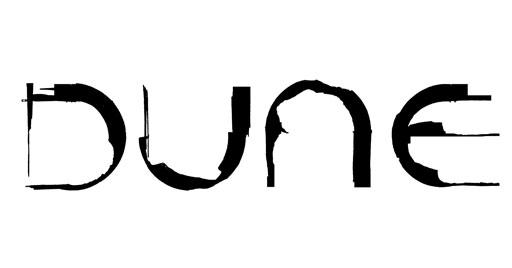 Dune graphic novel logo