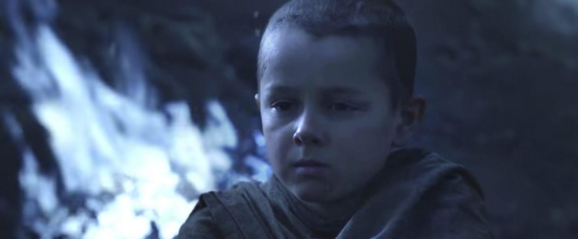 Exodus: Gods and Kings (2014) (screen grab)Isaac Andrews