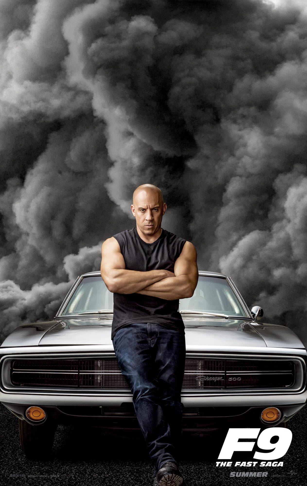 Fast Furious 9 See Vin Diesel John Cena Posters Ew Com