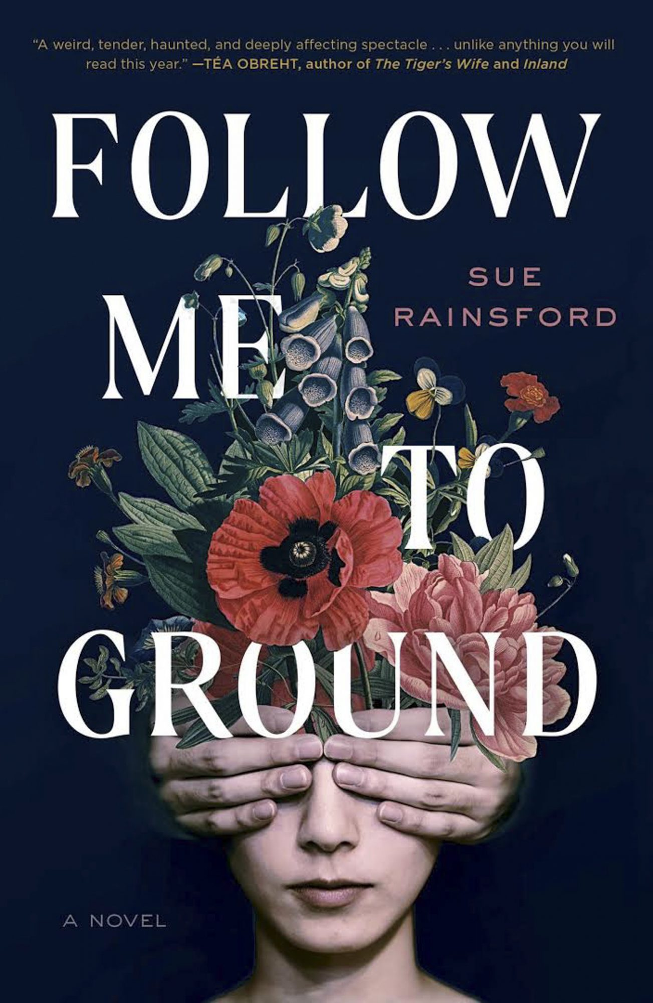 Follow Me to Ground by Sue Rainsford CR: Simon & Schuster