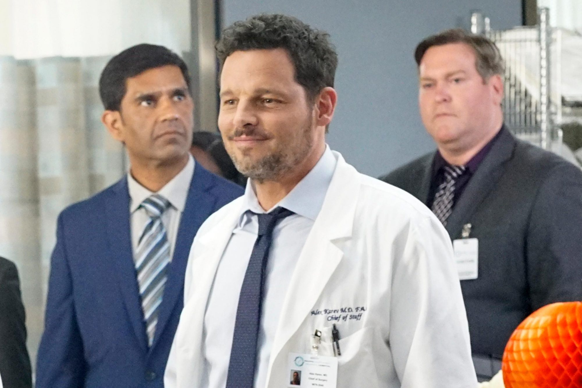 Greys Anatomy Burning Questions About Justin Chambers Exit As